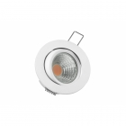 LEDIMAX Downlight SlimLite 6W 350mA 2700K CRI>90 68mm