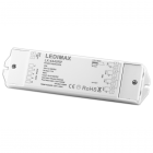 LEDIMAX Power Repeater SingleColor/RGB/RGBW 12-24V 4x4A